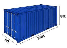 Containers Sizes Shipping Containers 20ft 40ft - Worldwide Customs ...