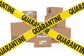 quarantine clearance