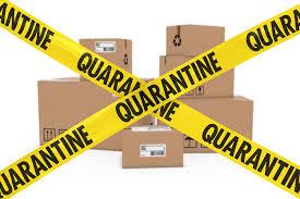 quarantine clearance