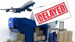 expecting delays